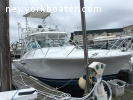 1999 Luhrs 360 SX Open w/Twin 3126 Cats
