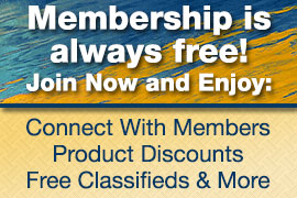Become a Member, it's Free!
